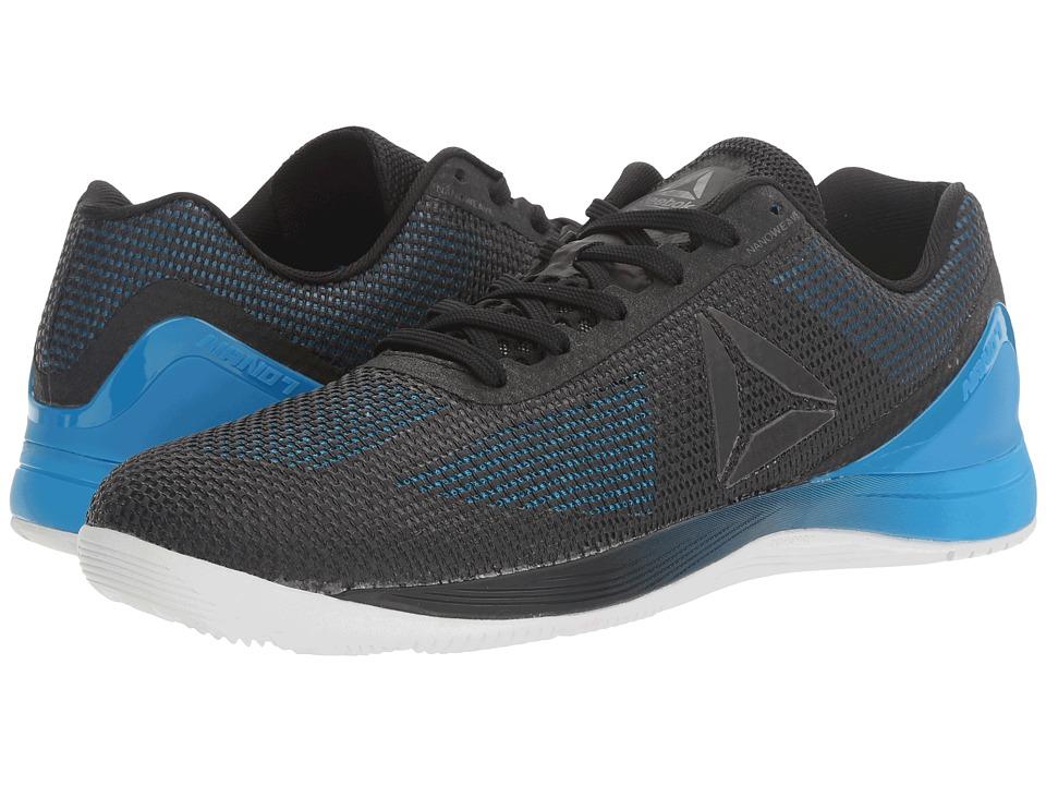 Reebok - Crossfit Nano 7.0 (Blue Beam/Horizon Blue/Black/White/Lead) Mens Cross Training Shoes