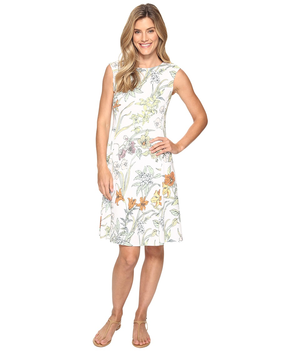 Tommy Bahama Paint By Rumba Short Dress (Bright White 1) Women