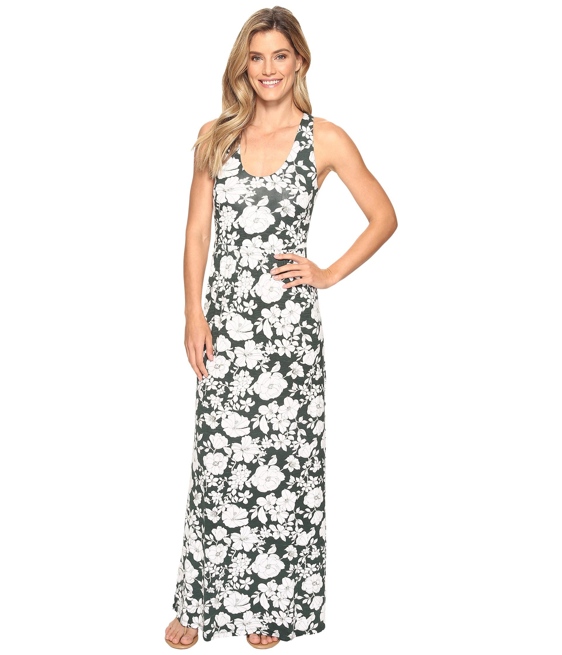 Floral Maxi Dress Clothing  Shipped Free at Zappos