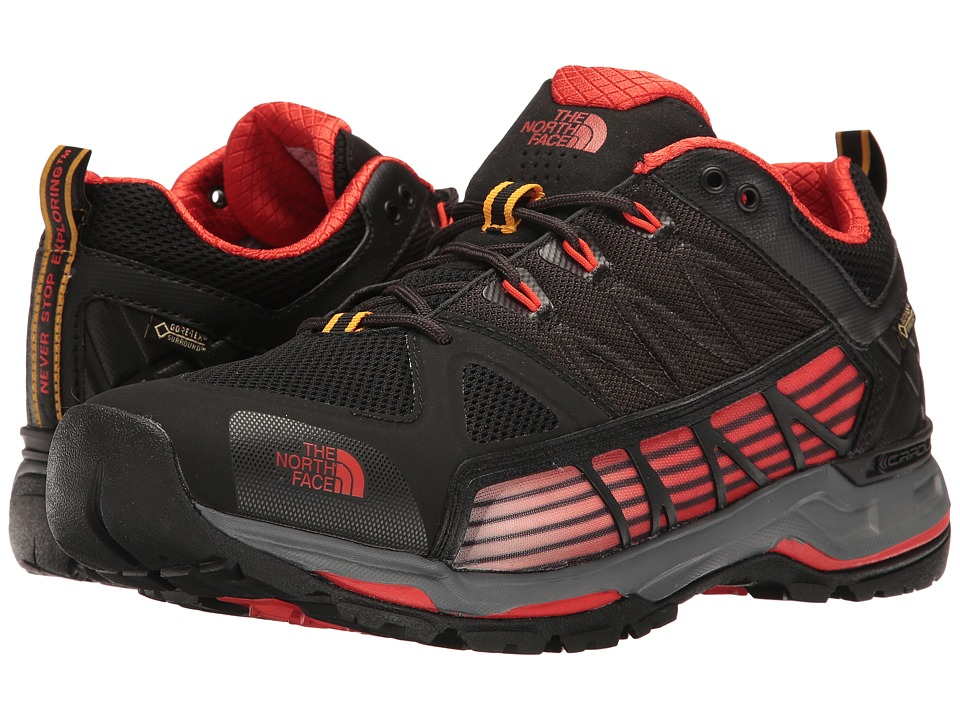 The North Face Ultra GTX Surround (TNF Black/Poinciana Orange) Men