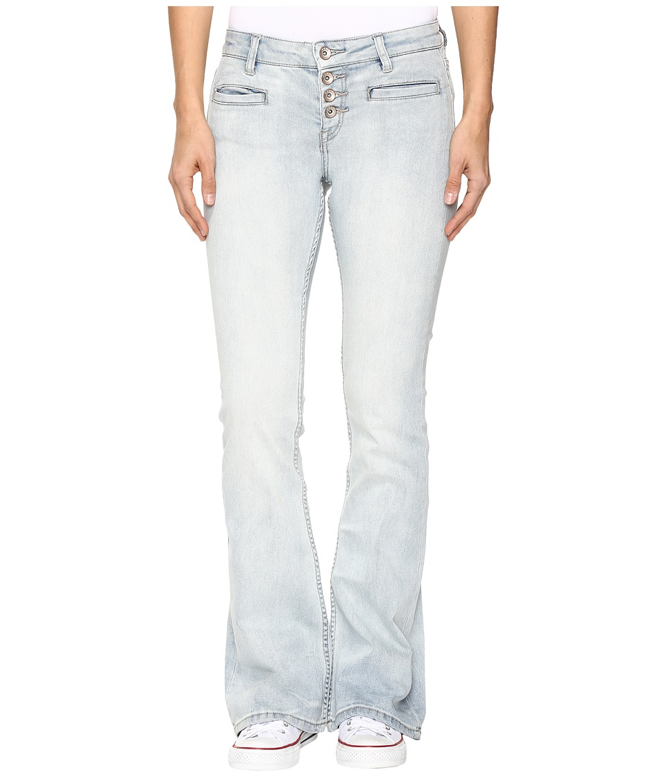 Roxy Lou Flare Pants (Vintage Blue) Women