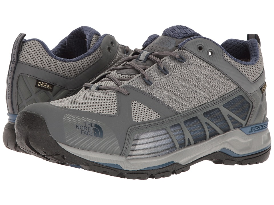 The North Face Ultra GTX Surround (Griffin Grey/Shady Blue) Men