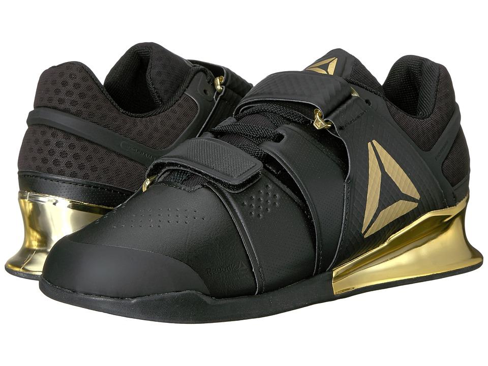 Reebok Legacy Lifter (Black/Gold) Men