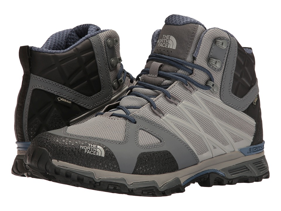 The North Face Ultra Hike II Mid GTX(r) (Griffin Grey/Shady Blue) Men