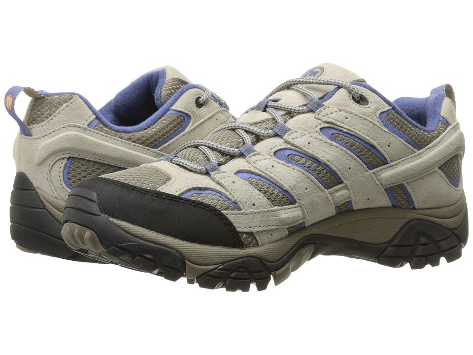MerrellMoab 2 Vent  (Aluminum-Marlin) Womens Shoes