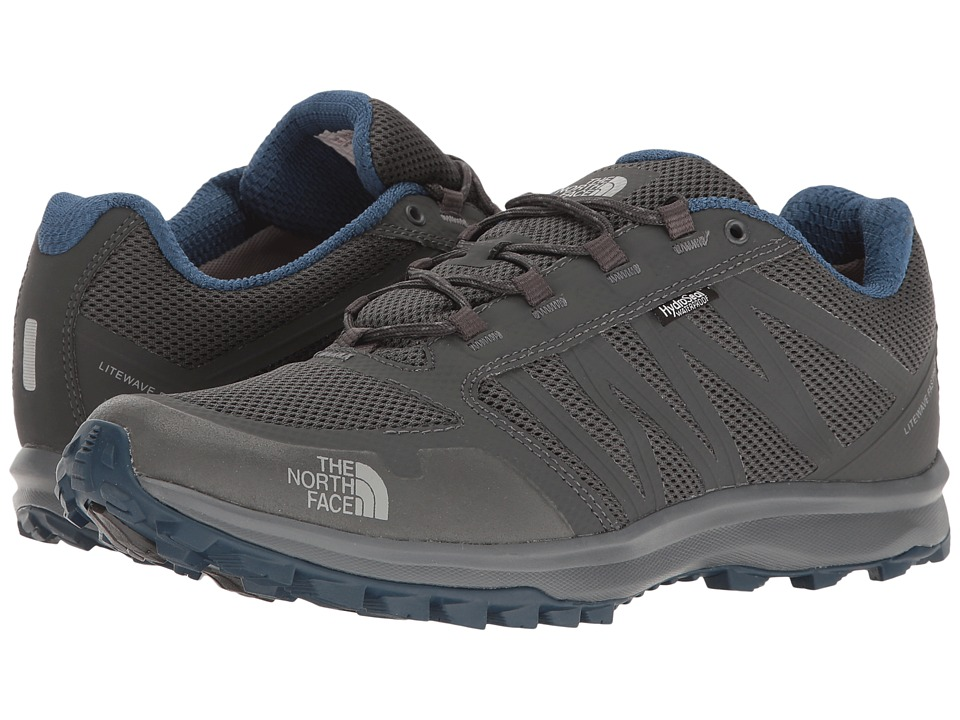 The North Face Litewave Fastpack WP (Dark Shadow Grey/Shady Blue) Men