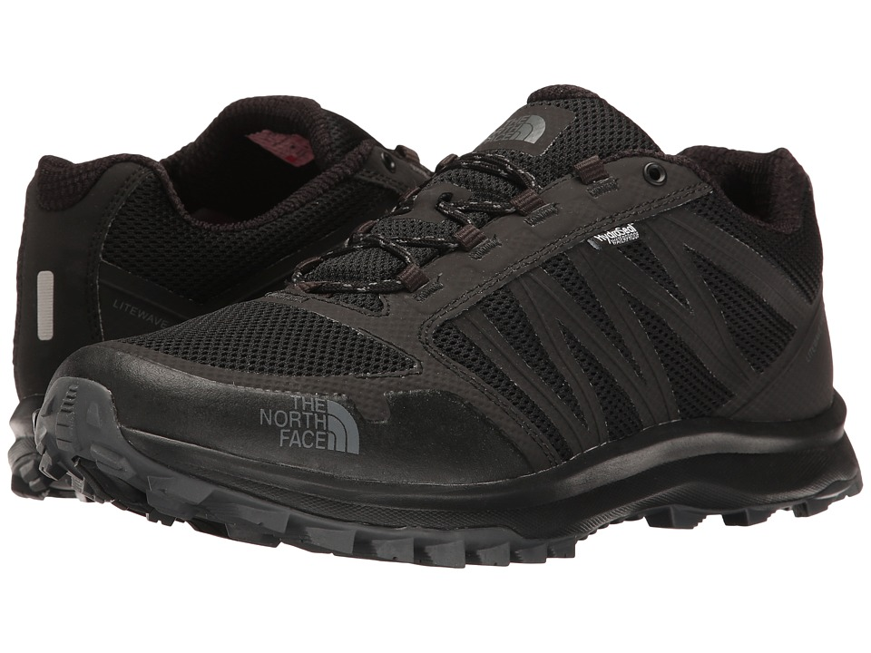 The North Face Litewave Fastpack WP (TNF Black/Zinc Grey) Men