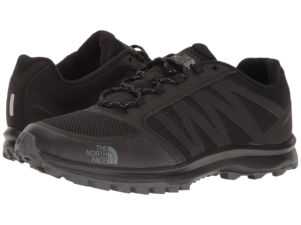The North Face Litewave Fastpack (TNF Black/Zinc Grey) Men