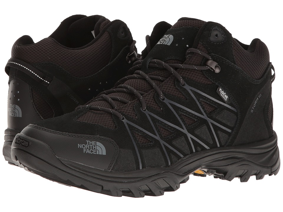 The North Face Storm III Mid WP (TNF Black/Phantom Grey) Men