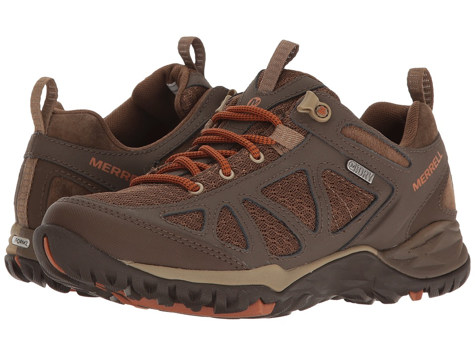 Merrell Siren Sport Q2 Waterproof (Slate Black) Women's Shoes