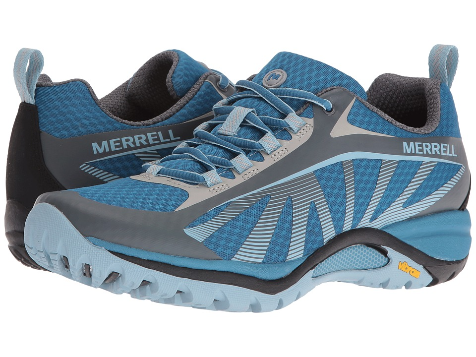 Merrell - Siren Edge (Faience/Forget-Me-Not) Womens Shoes