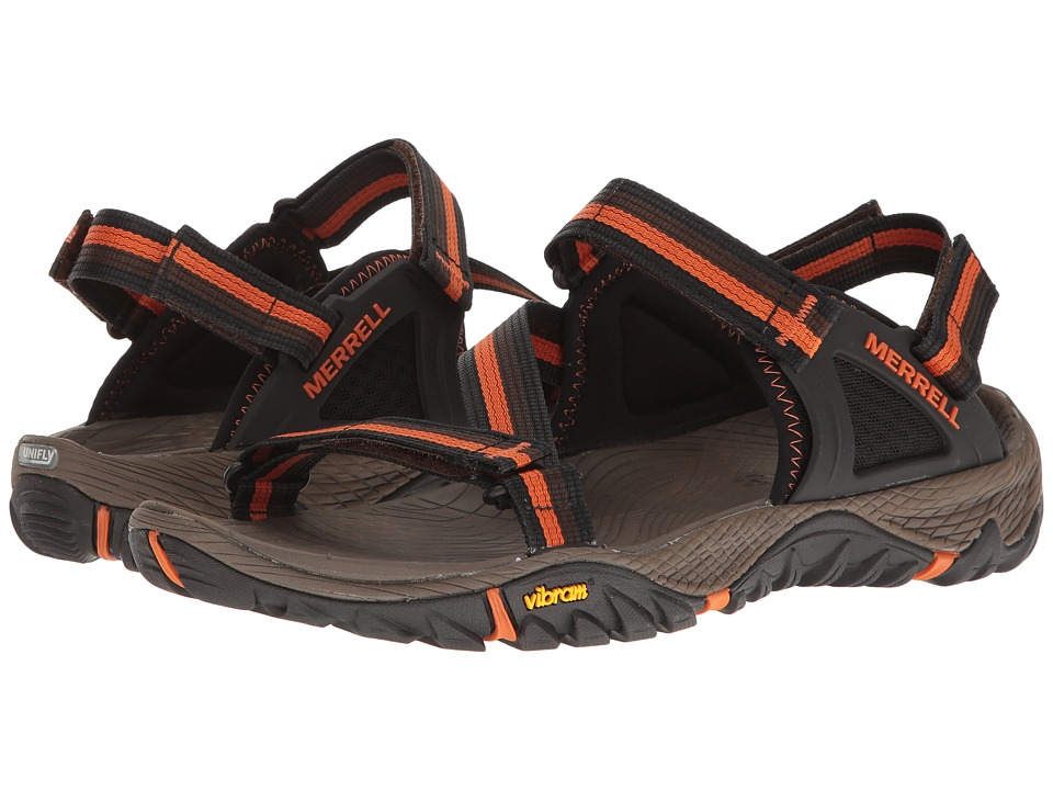 Merrell All Out Blaze Web (Slate Black) Men