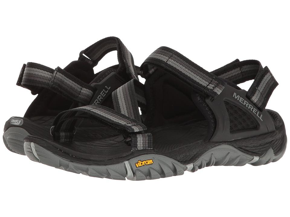 Merrell - All Out Blaze Web (Black) Women's Sandals