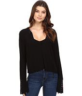 Free People - Jump to The Beat Top