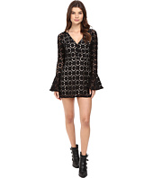 Free People - Back to Black Mini Dress