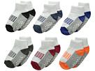 Jefferies Socks - Sporty Half Cushion Quarter Socks 6-Pair Pack (Toddler/Little Kid/Big Kid/Adult)