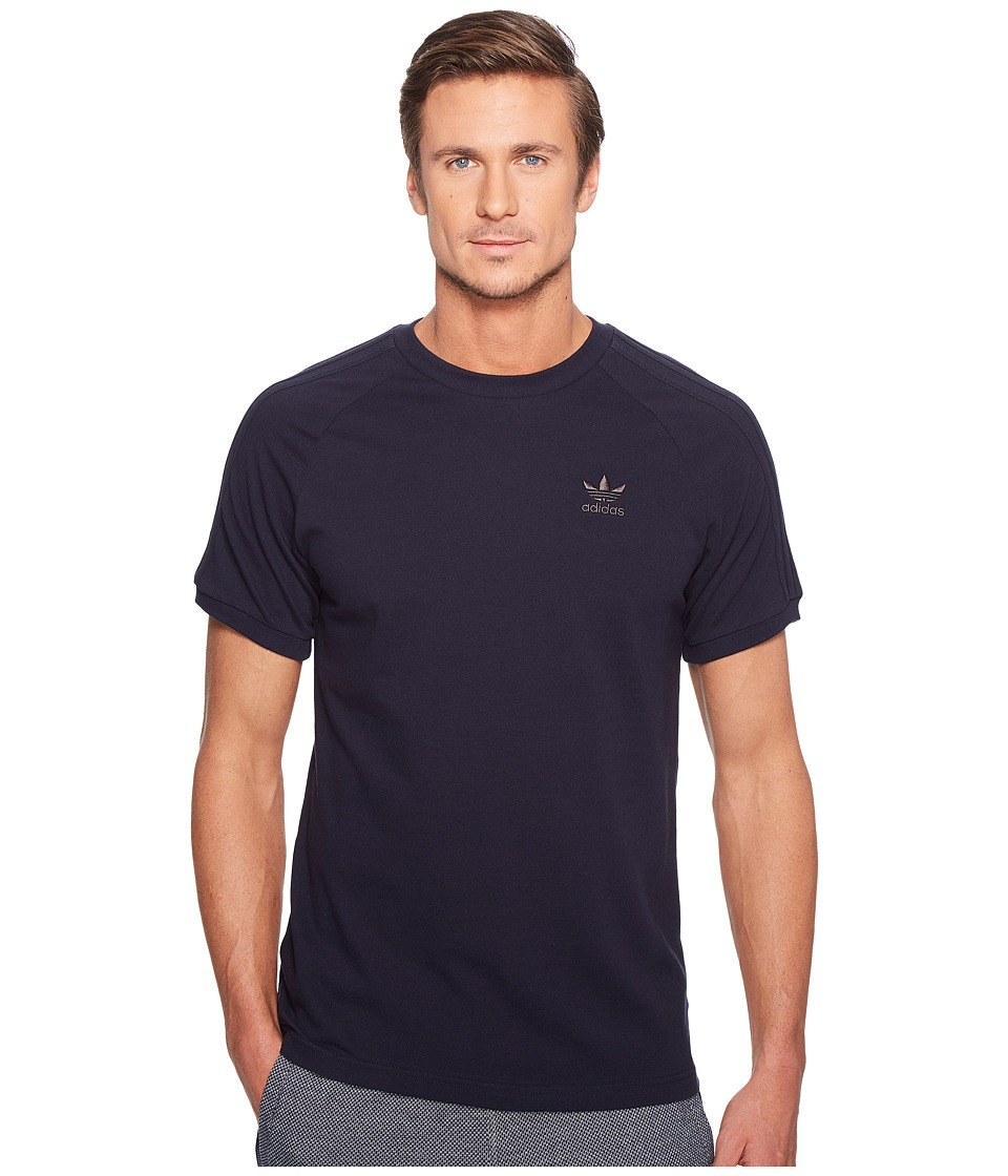 adidas Originals California Triple Tee (Legend Ink) Men