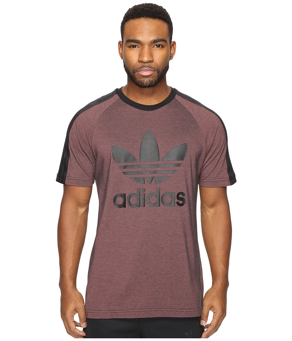 adidas Originals Berlin Short Sleeve Tee French Terry (Black) Men
