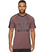 adidas Originals - Berlin Short Sleeve Tee - French Terry