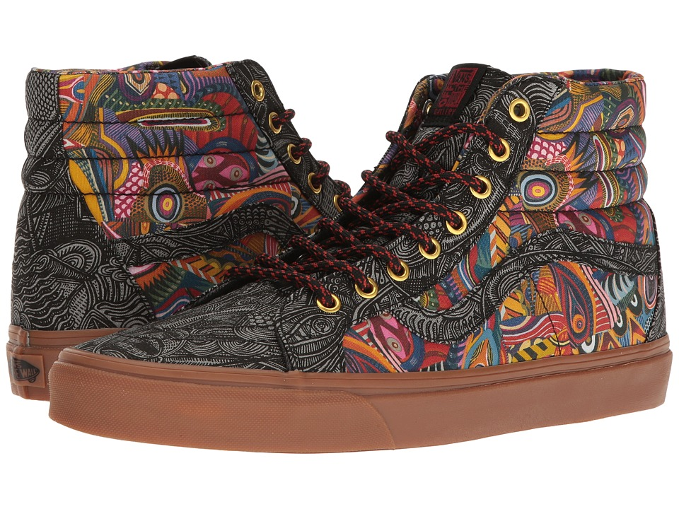 Vans SK8-Hi ((OTW Gallery) Zio Ziegler/Gum) Skate Shoes