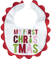 Mud Pie - My First Christmas Bib