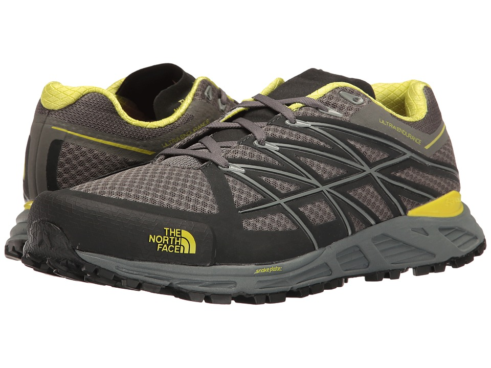 The North Face Ultra Endurance (Graphite Grey/Sulphur Spring Green) Men