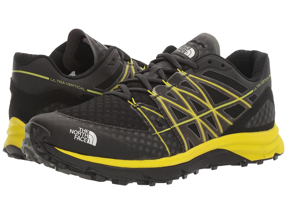 The North Face Ultra Vertical (TNF Black/Sulphur Spring Green) Men