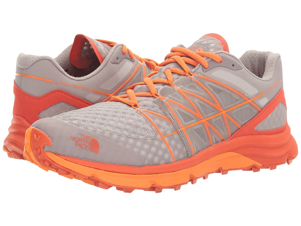 The North Face Ultra Vertical (Foil Grey/Exuberance Orange) Men