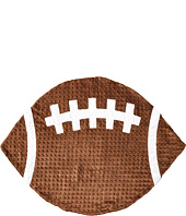 Mud Pie - Football Blanket