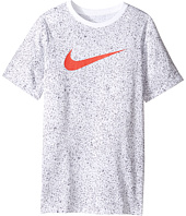 Nike Kids - Short Sleeve Blacktop Dry Tee (Little Kids/Big Kids)