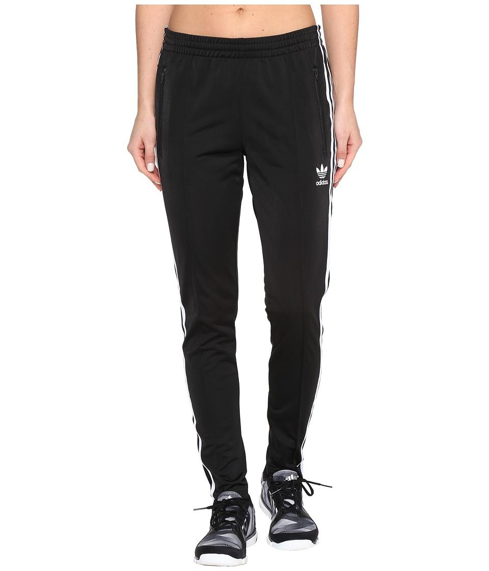 adidas Originals - Superstar Track Pants (Black 1) Womens Casual Pants