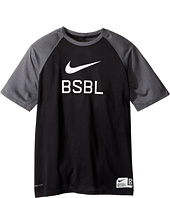 Nike Kids - Dry Baseball T-Shirt (Little Kids/Big Kids)
