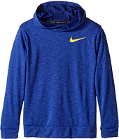 Nike Kids - Dry Pullover Training Hoodie (Little Kids/Big Kids)