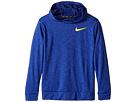 Nike Kids - Dry Pullover Training Hoodie (Little Kids/Big Kids)