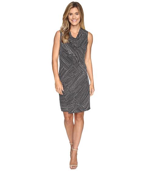 NIC+ZOE - Diamond Dot Dress (Multi) Women's Dress