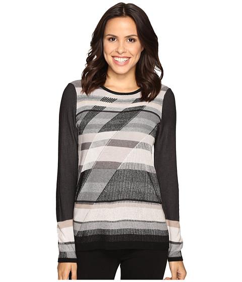 NIC+ZOE - Spellbound Top (Multi) Women's Sweater