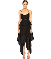 Prabal Gurung - Thin Strap Hankerchief Hem Dress