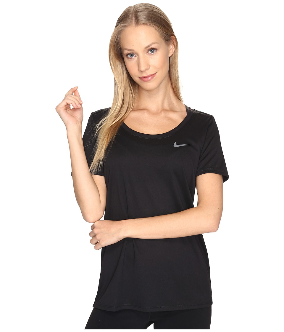 Nike Dry Training T-Shirt (Black) Women