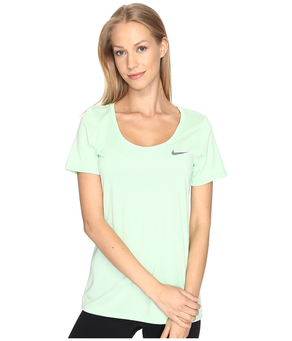 Nike Dry Training T-Shirt (Fresh Mint) Women