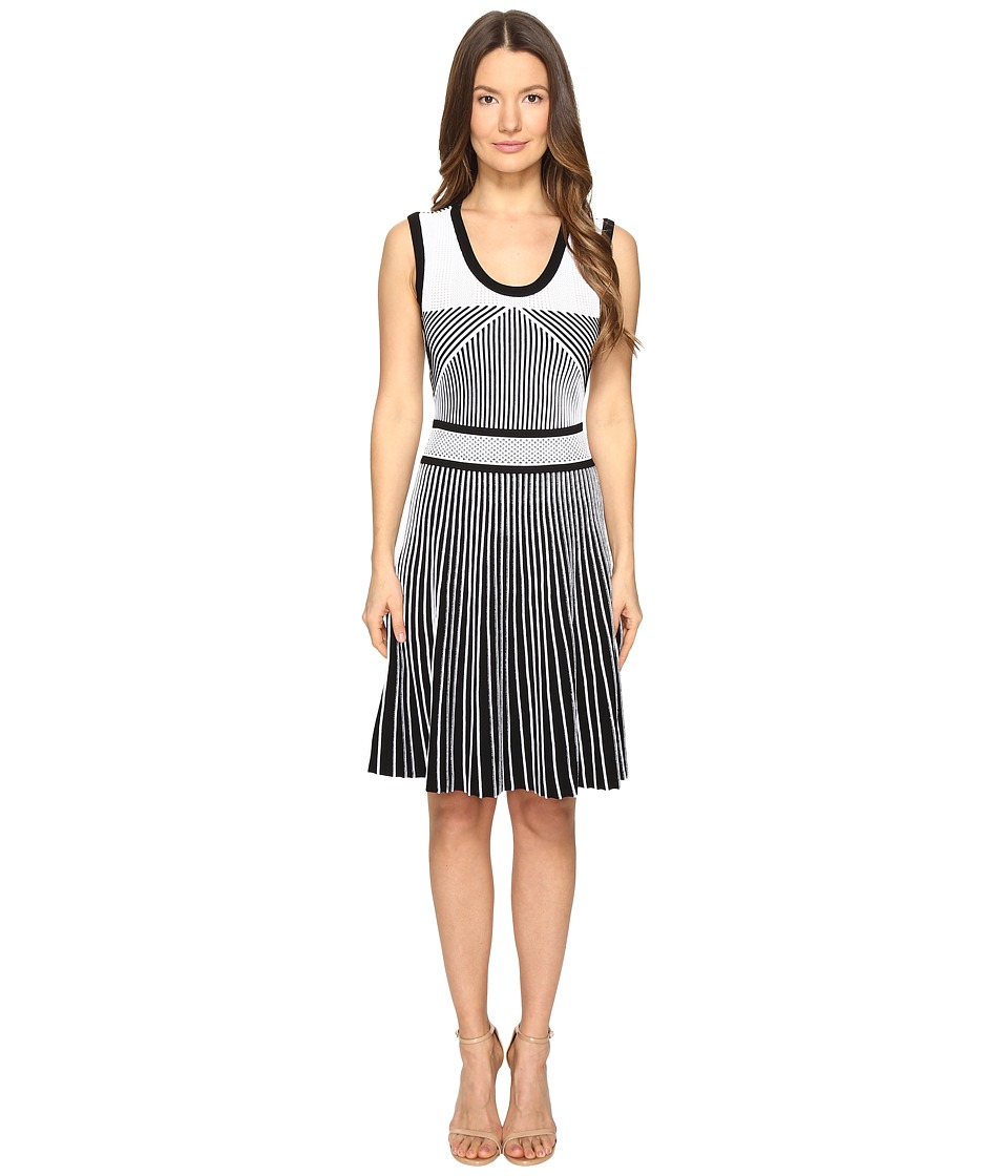 Prabal Gurung - Sleeveless Knit Fit Flare