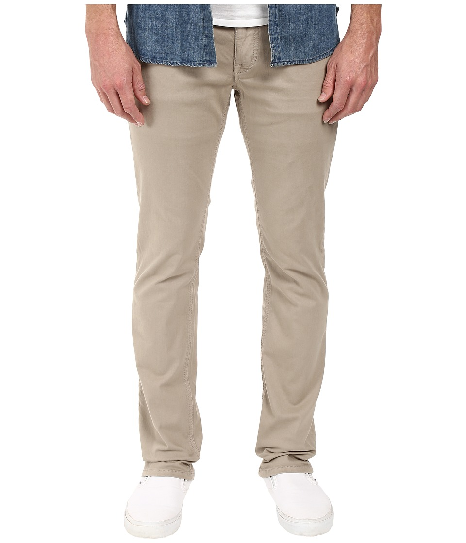 Joes Jeans - Brixton Straight + Narrow Stevenson Colors (Mushroom) Mens Casual Pants