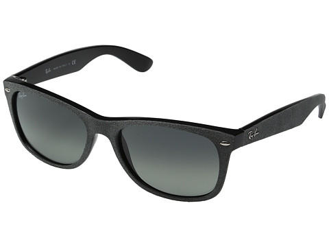 Ray-Ban 0RB2132 New Wayfarer 58mm - Black/Grey Gradient