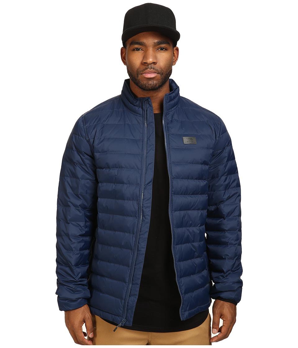 Vans - 66th Parallel Moutain Edition Jacket (Dress Blues) Men