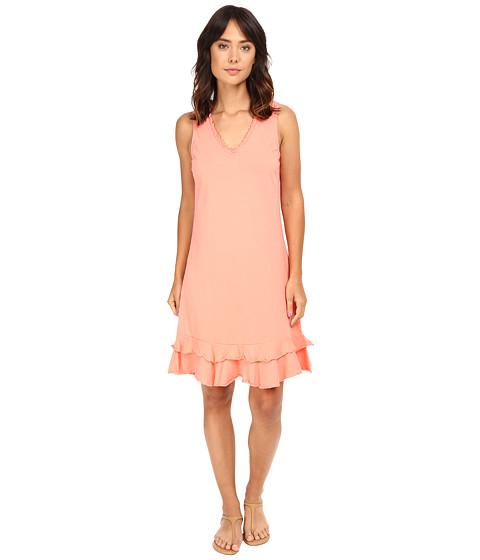Fresh Produce Sunrise Dress - Melon Sherbert Pink