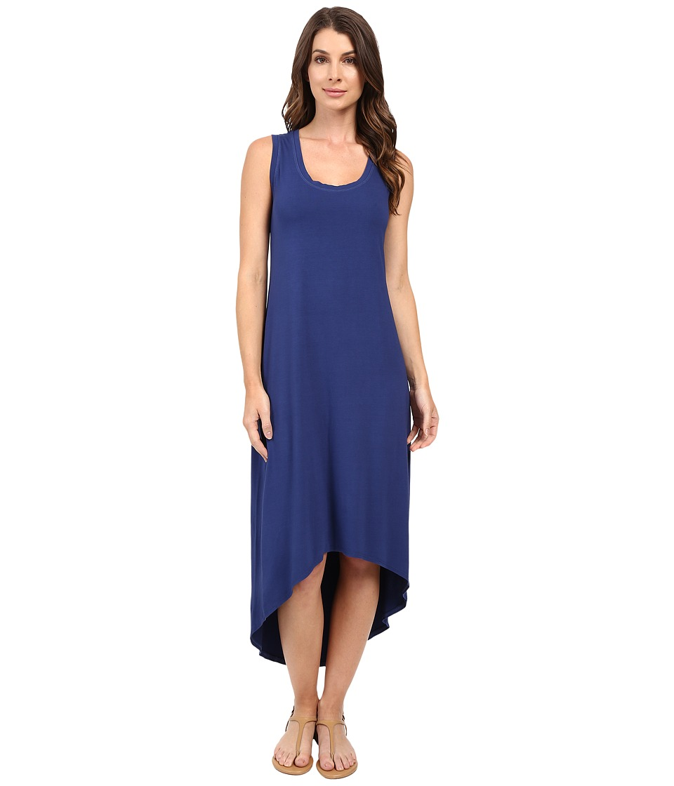 Fresh Produce - Hilo Staple Maxi Dress (Moonlit Blue) Womens Dress