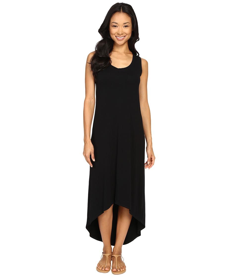 Fresh Produce - Hilo Staple Maxi Dress (Black) Women's Dress