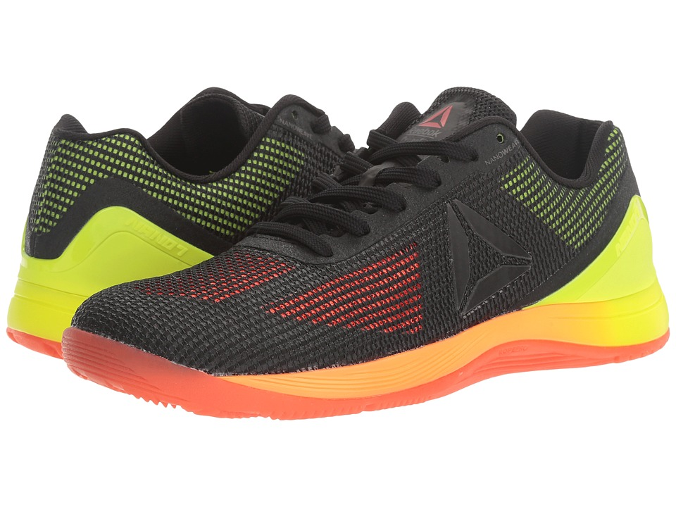 Reebok Crossfit Nano 7.0 (Vitamin C/Solar Yellow/Black/Lead) Women
