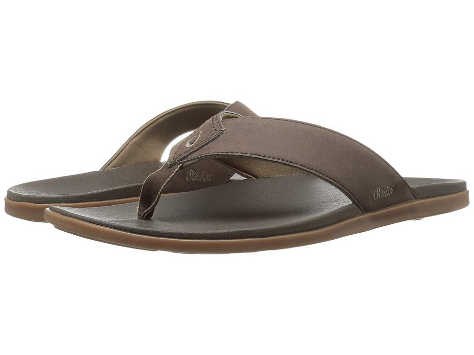 d739a28be407 Mens Nui Sandal 14 - Dark Java Dark Java - OluKai Men s Footwear ...