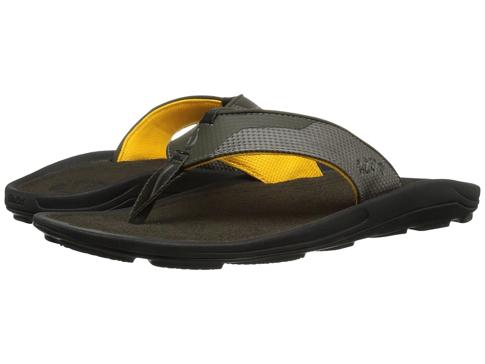 OluKai - Makolea (Kona/Kona) Men's Sandals