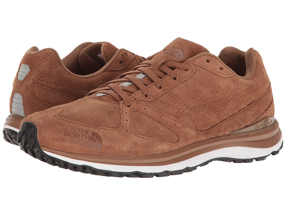 The North Face Traverse TR Leather (Bronze Brown/TNF Black) Men
